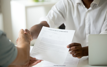 Employment Contracts, Terms and Conditions